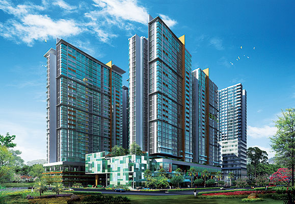 The Vista Apartments for Rent in District 2, HCMC